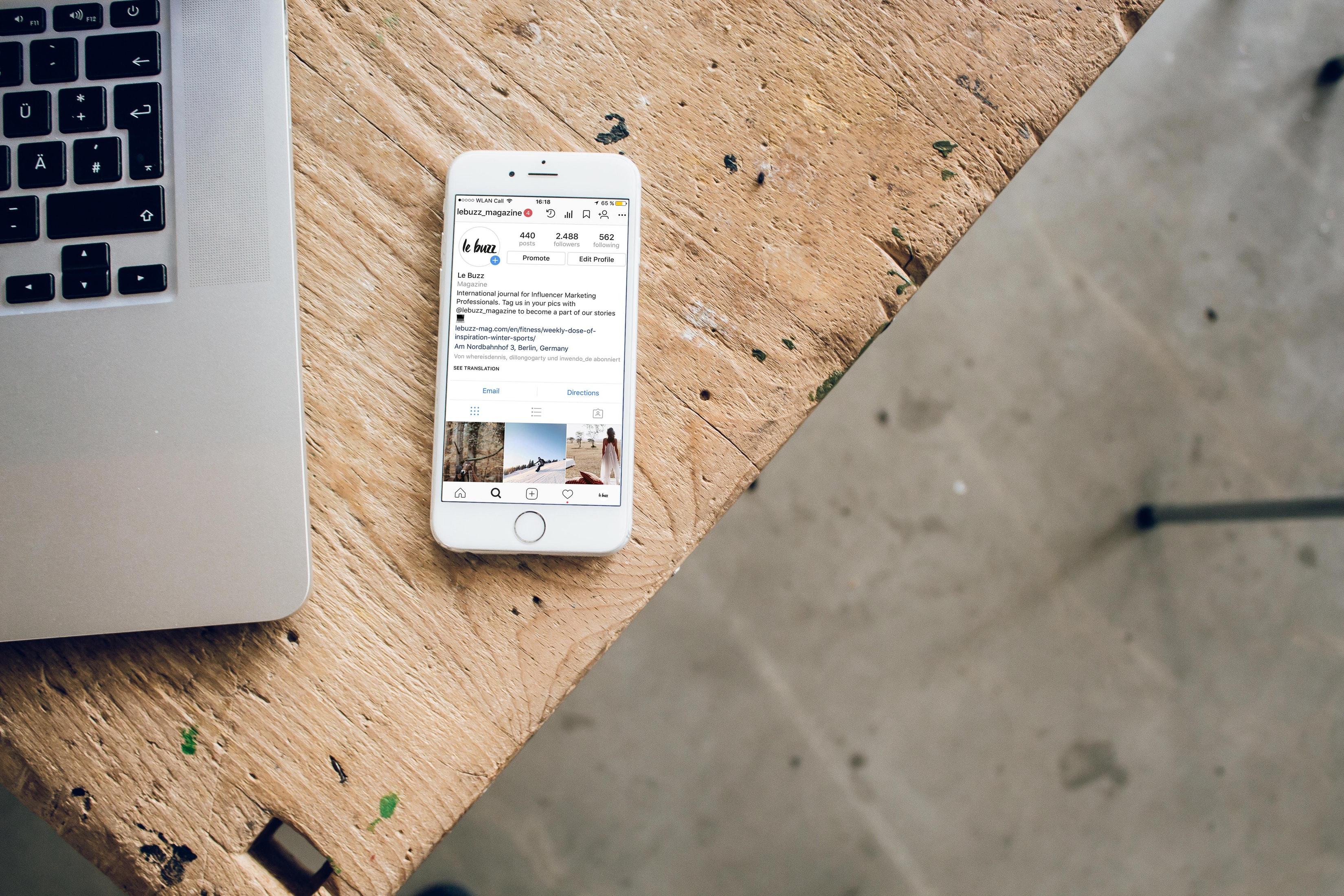 Come usare Instagram per ottenere più Traffico sul Sito